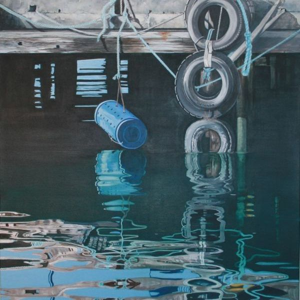 Prints > 'Wharf Reflections'